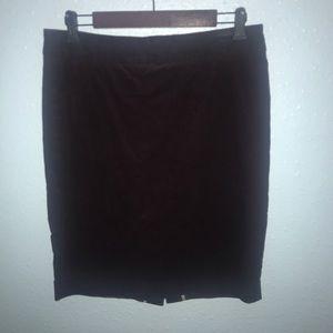 Jcrew corduroy skirt